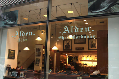 Where To Buy Alden Shoes In Nyc