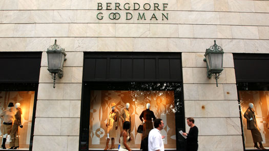 Luxury Clothing Store Bergdorf Goodman