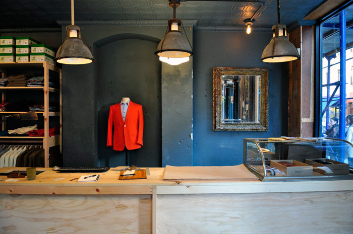 RETAIL | Freemans Sporting Club FSC Bleecker Street