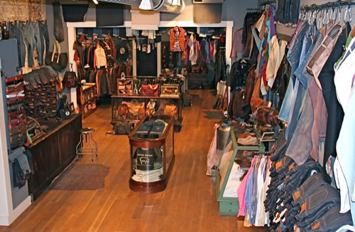 Jean Shop Meatpacking Shopping in New York City | CityTour