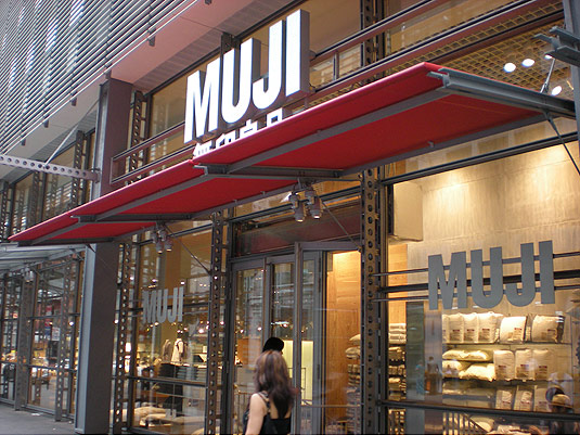 muji chelsea shopping in new york city citytour