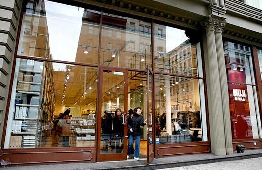 Muji Soho Shopping In New York City Citytour